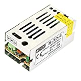 Fuente de alimentación conmutada 5V DC 10W/25W Fuente de alimentación conmutada Convertidor de voltaje del controlador para pantalla(5V 2A)