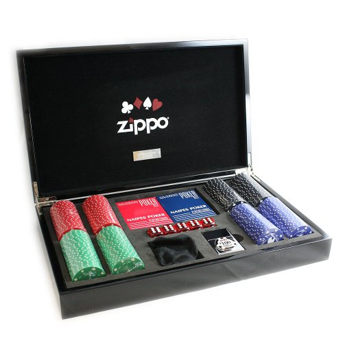 Zippo Casino Poker Set Limited Edition