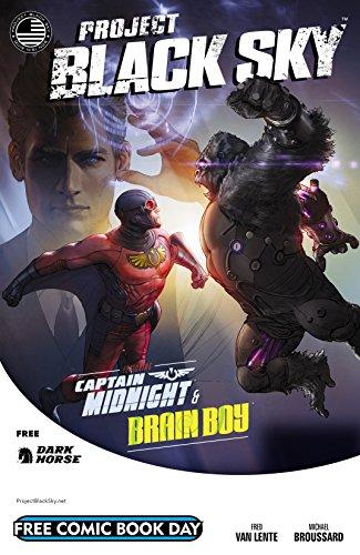 Couverture du livre Free Comic Book Day 2014: Project Black Sky #5 (Dark Horse FCBD) (English Edition)