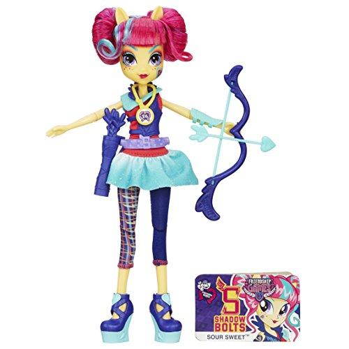 My Little Pony – Equestria Girls: Les jeux de l'Amitié – Sour Sweet – Poupée Mannequin