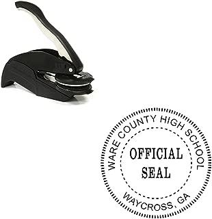 Best custom seal embosser Reviews