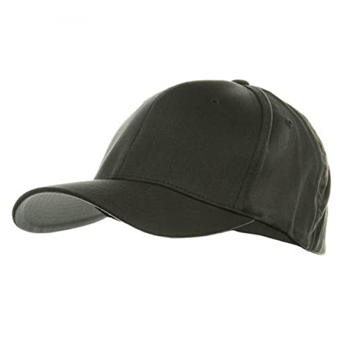 b377fab3b99 Extra Big Size Flexfit Caps - Dark Grey OSFM