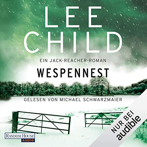 Wespennest Audiobook By Lee Child cover art