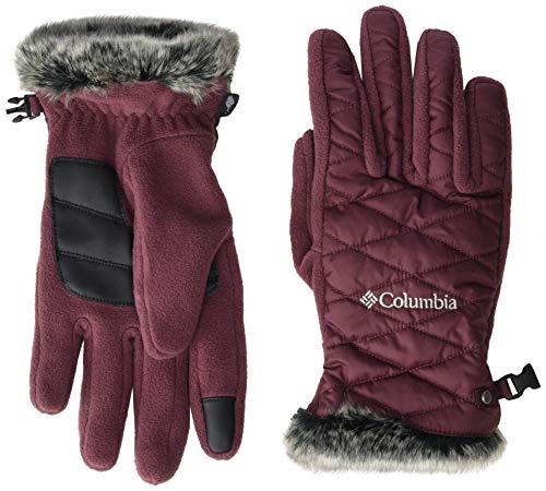 Columbia Damen-Handschuhe Heavenly Malbec, Größe S