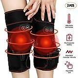 Beheizte Kniebandage Knie Massagegerät zur Gelenkschmerzen Relie