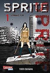 Sprite Manga – Ein Horror Zukunfts Szenario
