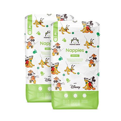 Mama Bear - Disney - 168 Ultra-Dry-Windeln - Größe 4 (8 - 14 kg) - MONATSBOX
