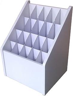 FixtureDisplays 20 Compartments File Organizer 15125