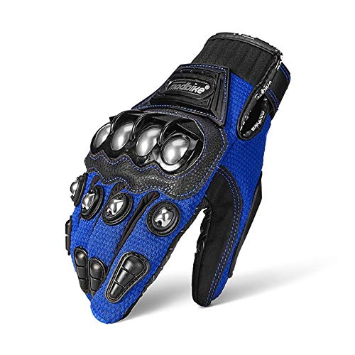 Bruce Dillon Motorcycle Gloves Summer Off-Road Motorcycle Off-Road Gloves Full Finger Motorcycle...