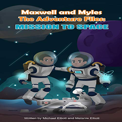 Mission to Space audiobook cover art