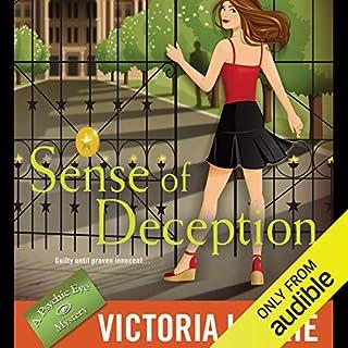 Sense of Deception cover art
