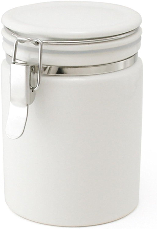 ZEROJAPAN tea canister 100 white TEA100 WH
