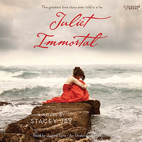 Juliet Immortal audiobook cover art