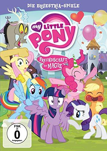 My Little Pony: Freundschaft ist Magie: Die Equestria-Spiele