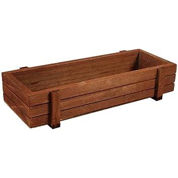 Jardín de Hierbas Interior de Viridescent - Caja de madera ...