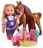 Simba Evi Love Doctor Evi 105733487 - Muñeca de Peluche (12 cm, para niños a Partir de 3 años)