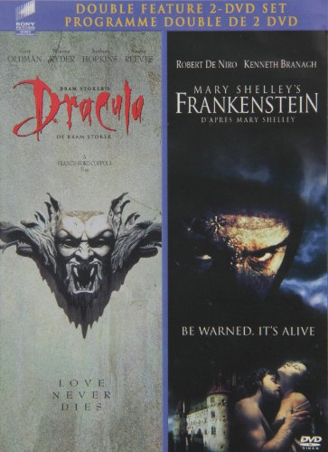 Bram Stoker's Dracula / Mary Shelley's Frankenstein (Double Feature)