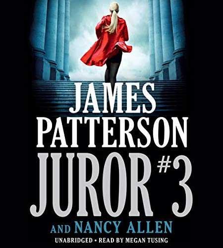 Juror #3 audiobook cover art