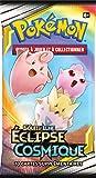 Pokemon (SL12) Booster Soleil et Lune-Eclipse Cosmique Modèle aléatoire, POSL1202