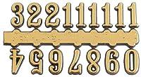 誠時 時計パーツ アラビア文字符 10mm BF201