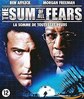 The Sum Of All Fears (Blu-Ray) 2013
