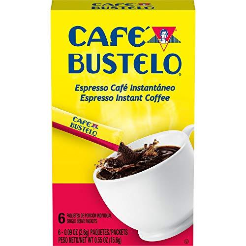 Cafe Bustelo Espresso Instant Coffee