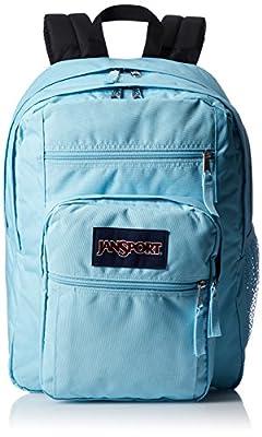 Jansport Big Student Backpack, Blue Topaz