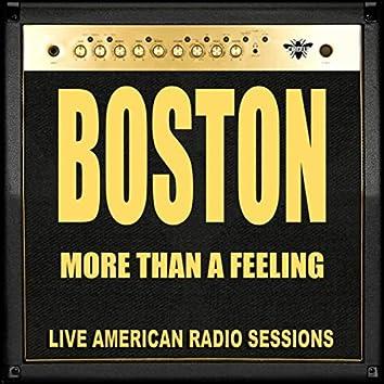More Than A Feeling (Live)