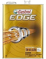 Castrol(嘉實多) EDGE 極護 機油 5W-40 SN