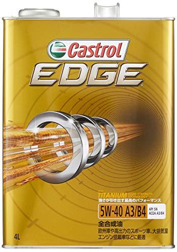Castrol EDGE 5W-40 SN