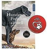 Kosmos - Juego de experimentos para Perros (anatomía, ecología, Libro de conducta y Pegatina con Mensaje I Love My Dog Sticker by Collectix)