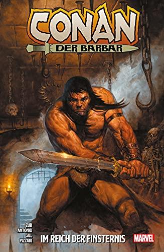 Conan der Barbar: Bd. 3: Im Reich der Finsternis