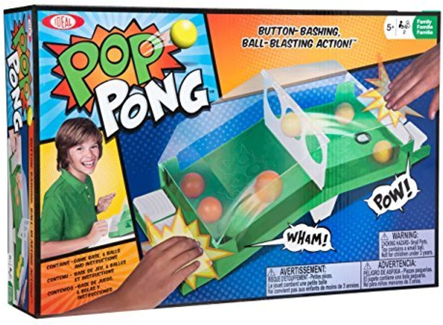 Ideal Pop Pong by Ideal