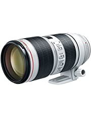 Canon EF 70-200mm f2.8 L IS III USM Telephoto Lens - White