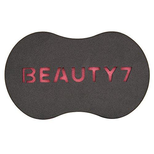 Beauty7 Twist Eponge Cheveux Curl Afro Bobines Frisé Vague Brosse Mousse Brosse Gel De Blocage Pro