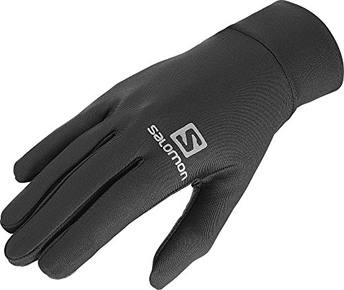 SALOMON Comfortable Running/Hiking Gloves, Unisex Agile Warm Glove U,...
