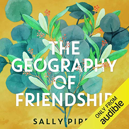 The Geography of Friendship audiobook cover art