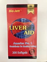 Liver Aid America No 1 Contribute to Healthy Living 200softgels by Bio-Jett
