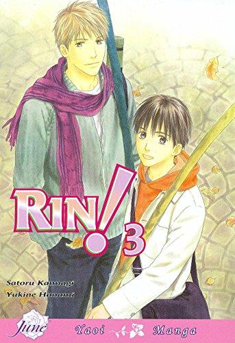 Rin! Volume 3 (Yaoi)