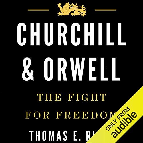 Churchill & Orwell audiobook cover art