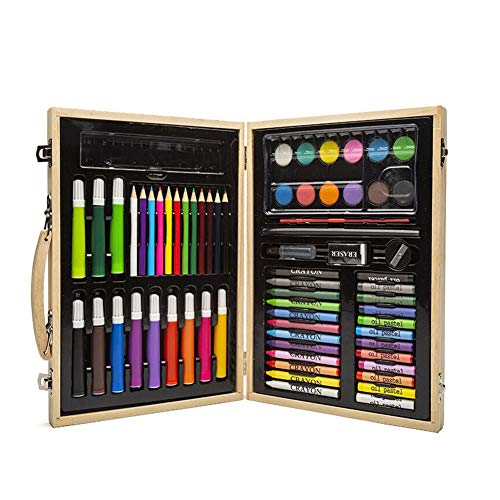 Set de Arte Para Niños Para Pintar, 68 Set de Arte Profesional,...