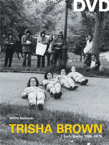 Trisha Brown Early Works 1966-1979