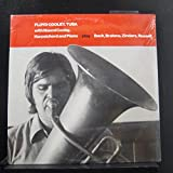 Floyd Cooley With Naomi Cooley - Bach, Brahms, Zindars, Russell - Floyd Cooley, Tuba, With Naomi Cooley, Harpsichord And Piano, Play Bach, Brahms, Zindars, Russell - Lp Vinyl Record