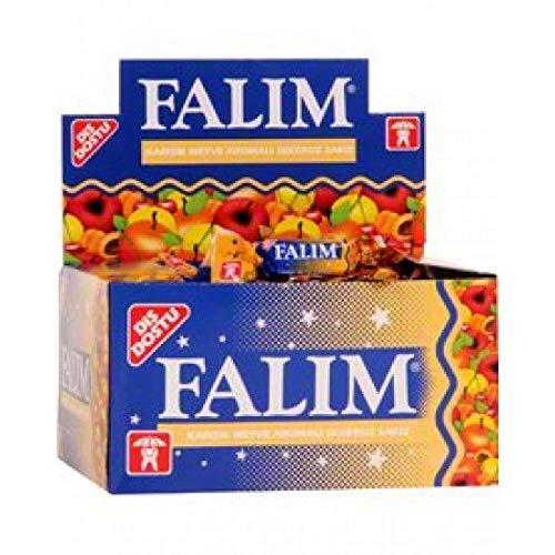 Sugarless falim Uni Gum Fruit Mix Geschmack (einzeln verpackt 100 Stück)