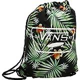 Vans League Bench Bag Mochila, 44cm, 12L, Black Decay Palm