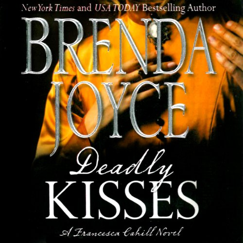 Deadly Kisses audiobook cover art