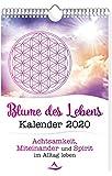 Blume des Lebens Kalender 2020: Wandkalender - Schirner Verlag GmbH & Co. KG