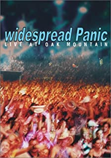 widespread panic live at oak mountain