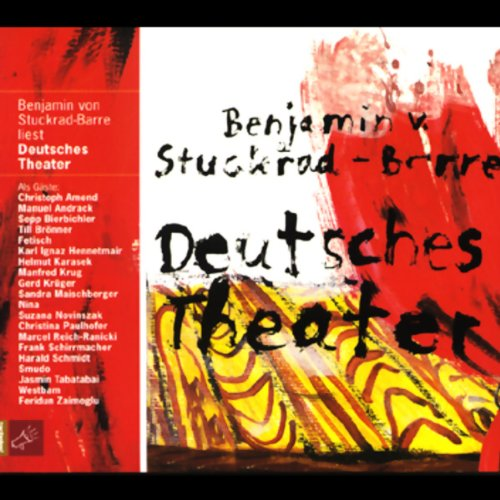 Deutsches Theater audiobook cover art