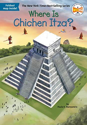 Where Is Chichen Itza? (Where Is?) (English Edition)